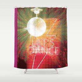 Let's Dance Shower Curtain