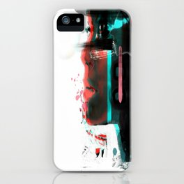 Motioned iPhone Case