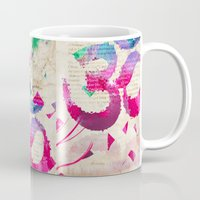 om Mugs featuring OM by Pranatheory