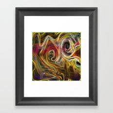 Spooke Framed Art Print