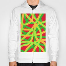 lively lines Hoody