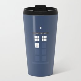 Tardis ( Doctor Who ) Travel Mug