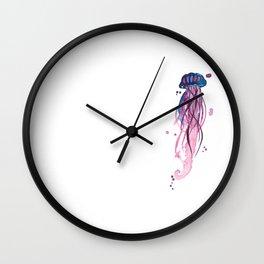 Amethyst Squishy Wall Clock