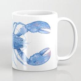 Blue Lobster Coffee Mug