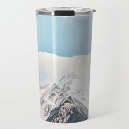 winter scene #society6 #decor #homedecor #buyart Travel Mug
