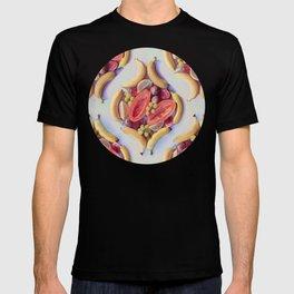 Fruit Salad - a tropical pattern  T-shirt