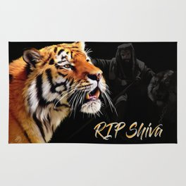 The Walking Dead - RIP Shiva Rug