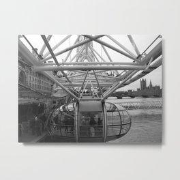 Encapsulating Metal Print
