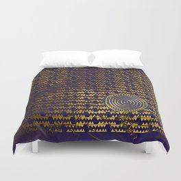 Ancestral Ornament 2B Duvet Cover