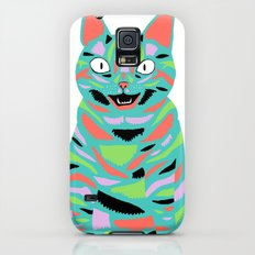 Cat Galaxy S5 Slim Case