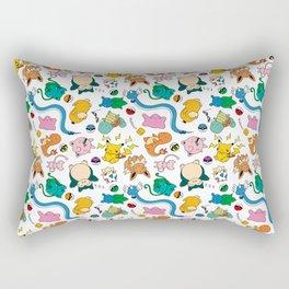PokePattern Rectangular Pillow