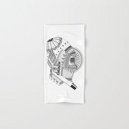 Component Creator Hand & Bath Towel