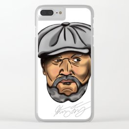 Fred Sanford Clear iPhone Case