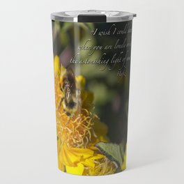 Light of Your Own Being Travel Mug