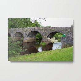Banada Bridge Metal Print