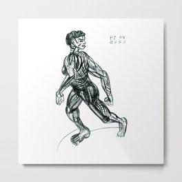20140205 Metal Print