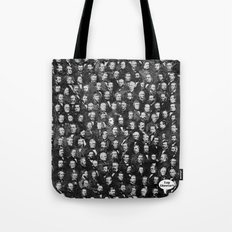 Distinguished Gentlemen  Tote Bag