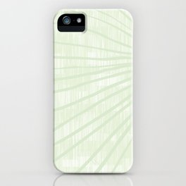 Dandelions in Mint by Friztin iPhone Case