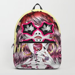 Holy Smoke! Backpack