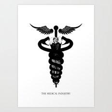 Emergency Art Print