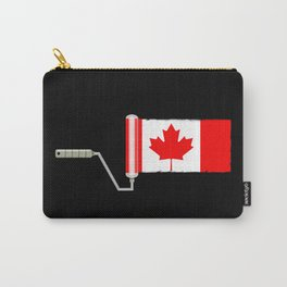 Paint Roller Canada Carry-All Pouch
