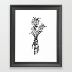 In Bloom #01 Framed Art Print