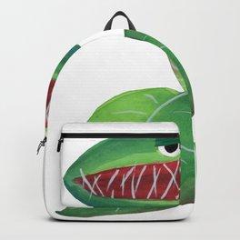 Plant devour flesh funny children gift Backpack