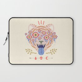 Eyes of the Tiger Laptop Sleeve