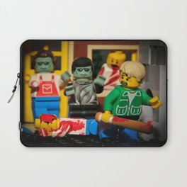 Night of the Lego Dead Laptop Sleeve