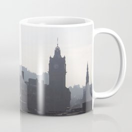 View of Princes Street from Calton Hill 1 Coffee Mug
