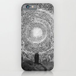The Divine Comedy Gustave Doré iPhone Case