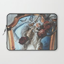 The White Queen Laptop Sleeve