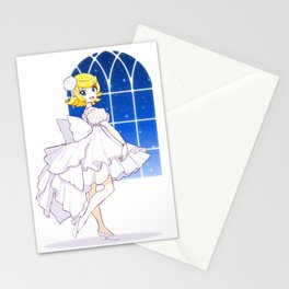 Vocaloid Rin Kagamine Stationery Cards