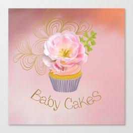 Baby Cakes Canvas Print