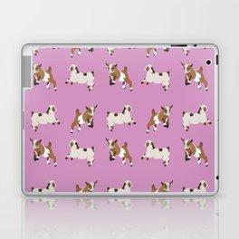 Baesic Prancing Goats Laptop & iPad Skin
