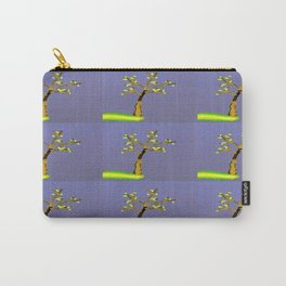 On A Precipice Carry-All Pouch