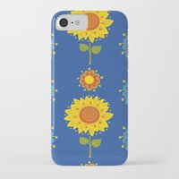 ukraine iPhone & iPod Cases featuring Sunflowers of Ukraine by rusanovska