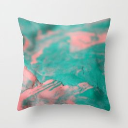 Dare to Create Throw Pillow