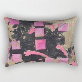 glam pink Rectangular Pillow