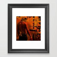 REBELLES Framed Art Print