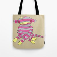 coco Tote Bags featuring Coco by Roisin