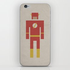 Retro Flash iPhone & iPod Skin