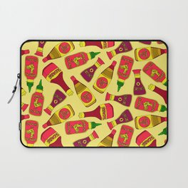 Condiments and Sauces Laptop Sleeve