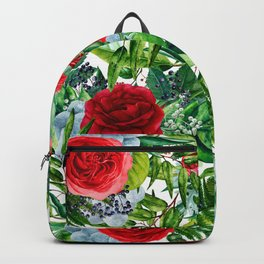 Ruby Roses Collage Backpack