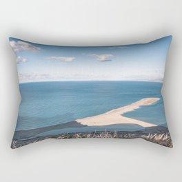 Land tongue Rectangular Pillow
