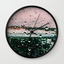 The Raindrops. Wall Clock
