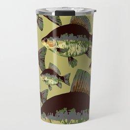 Sun Fish Travel Mug