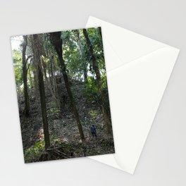 Mayan Mountain Stationery Cards