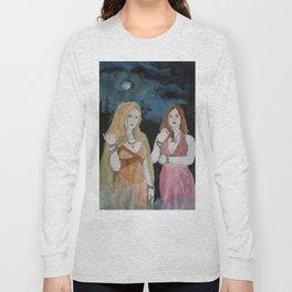 Velleda und Aurinia Long Sleeve T-shirt