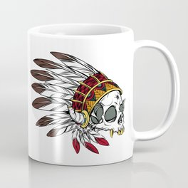 Geronimo's Head Coffee Mug